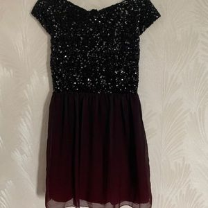 Formal sequin dress